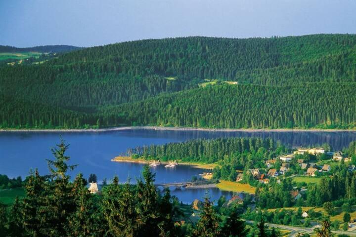 Schwarzwald - Ski and Strand