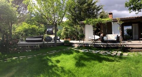 Casa campagna con piscina uso esclusivo 2 ospiti