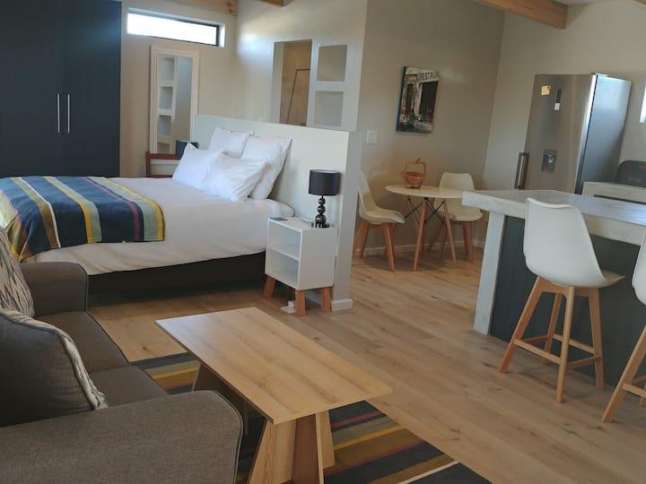 Large private upstairs studio in Noordhoek