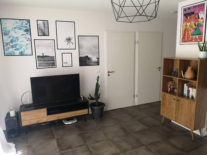 Charmant appartement à Anglet