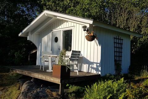 Mala i jednostavna gostinjska kuća s pogledom + kajak