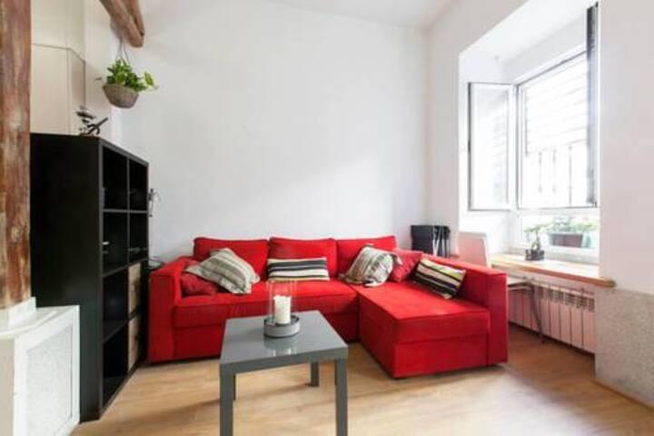 Apartment in Lavapiés, Madrid Centro (City Center)