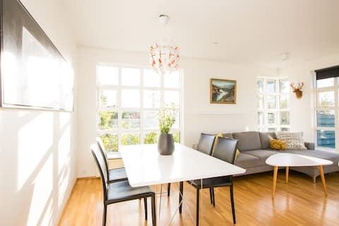 Cozy family apartment in 107 Reykjavík