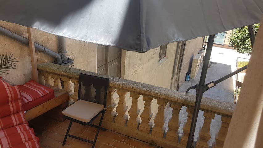 Appartement terrasse centre montélimar