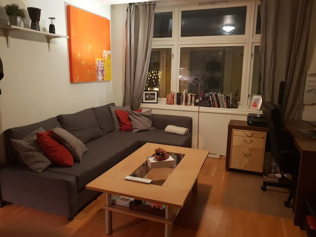 Cozy apartment in the heart of Bergen