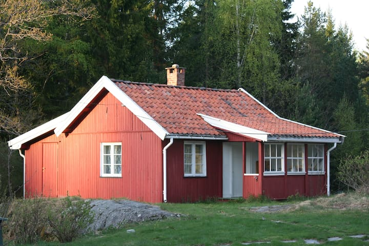 Small house on a  farm - Nesodden