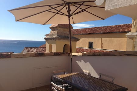 Charming apartment in Antibes-Old Town