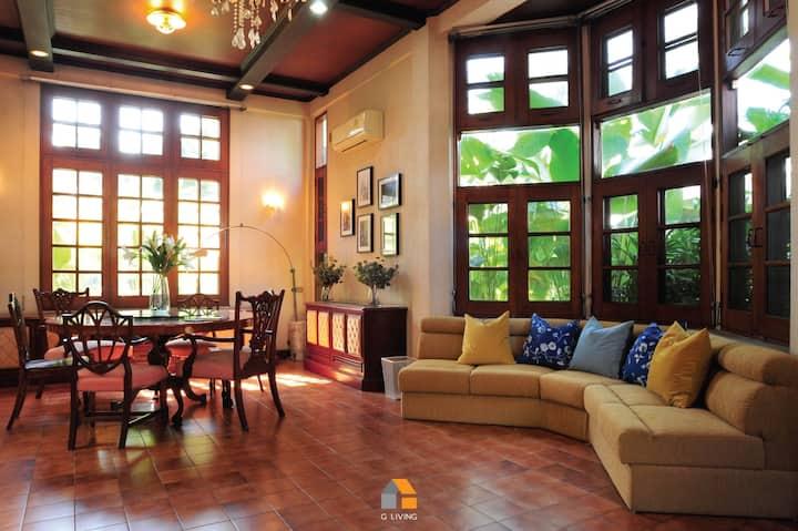 Kallaya Garden House - 24/7 maid service