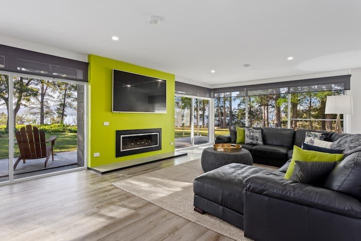 Amazing Coastal Holiday Home
