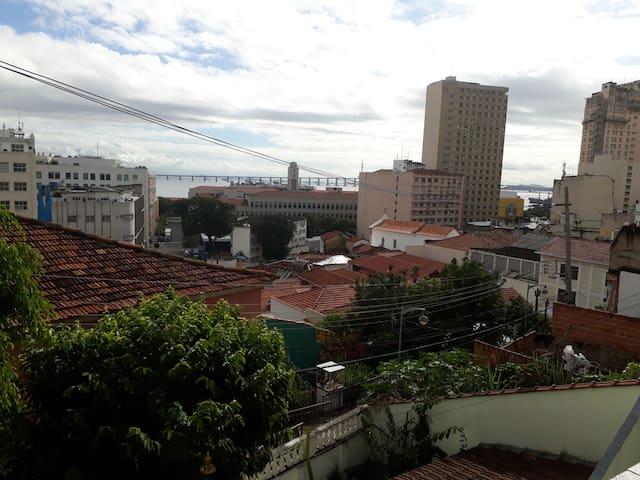 Casa no Centro do Rio de Janeiro - Rio de Janeiro - Rumah