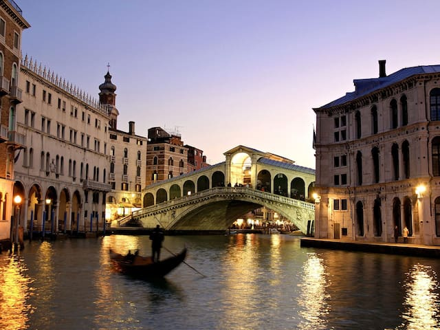 RIALTO SUITE: close to Train Station & free WIFI - Venezia - Apartment