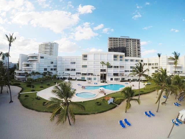 Apartamento frente al mar Costa Del Sol Juan Dolio