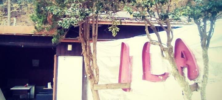ILA 白州 guest house (10ベット・ドミタイプ部屋)