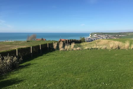 Studio Cottage with sea view - Le Tréport - Flat