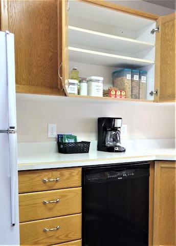 Left Cupboards