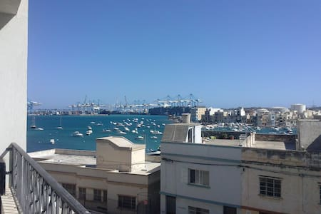 Birzebbugia Seaview - 100m from beach & promenade - Birżebbuġa - Wohnung