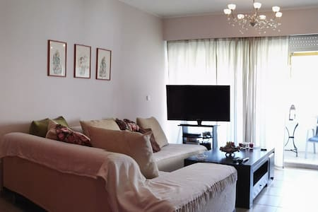 Amazing Athens Modern 4th Floor Flat - Marousi