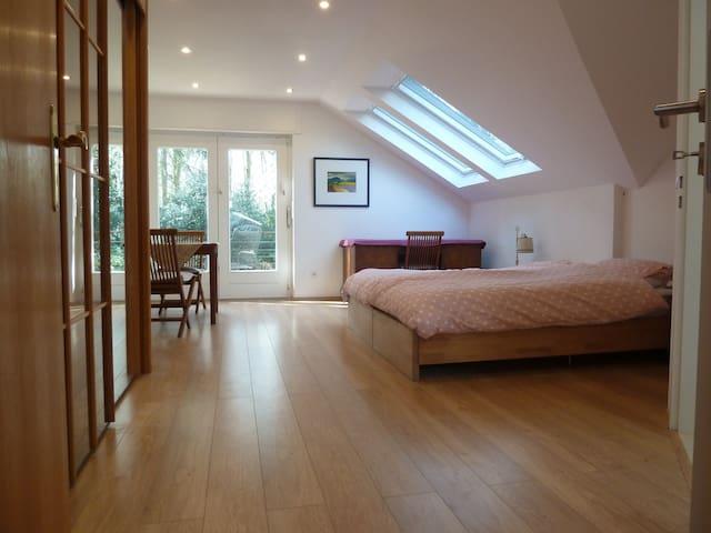 Appartement für 1-4 Pers. im Landhaus Eichenkamp - Rheurdt - Villa