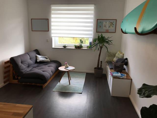 Sonnige, geräumige Wohnung in ruhiger, grüner Lage