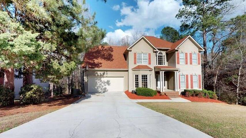 Masters 2020 week rental (5.0 miles from course)