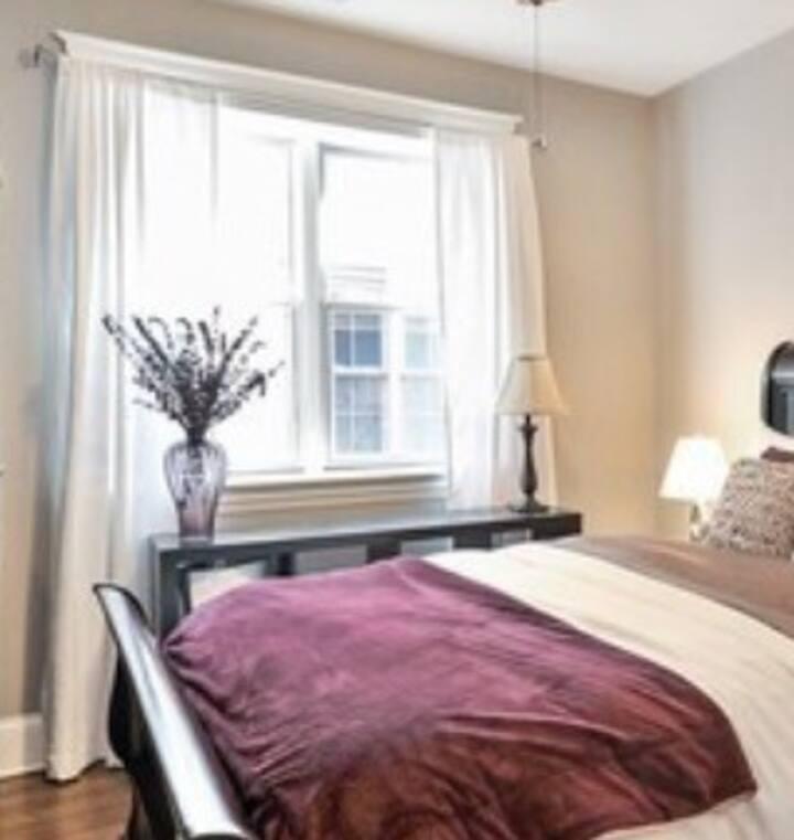 Spare room in Lincoln Square