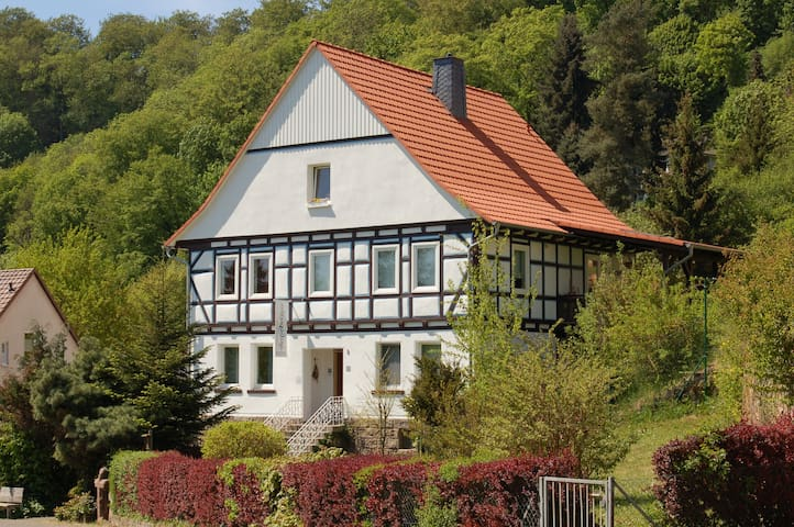 Bed & Breakfast in Naturpark, Naumburg - Naumburg - Penzion (B&B)