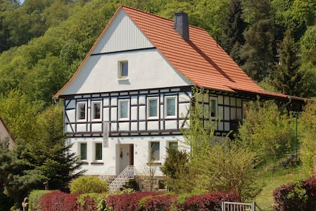 Bed & Breakfast in Naturpark, Naumburg - Naumburg - Bed & Breakfast