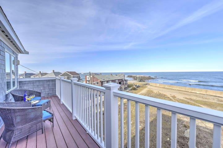 Beach House in Brant Rock w/Ocean Views!