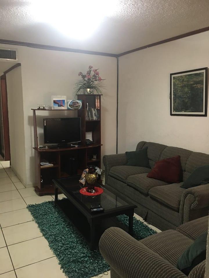 Exclusiva habitacion en Apartamento