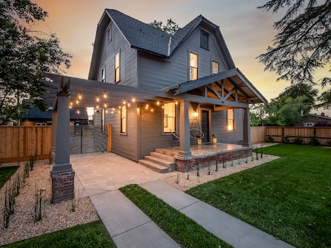 ***>> Remodeled Historical Home in Old Town Clovis