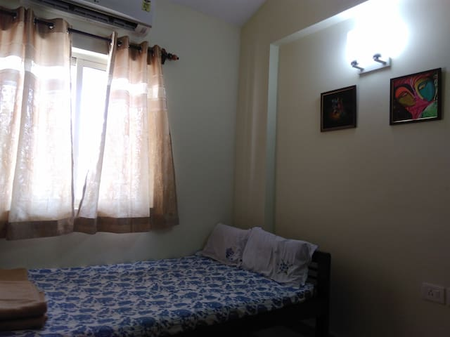Fully Furnished apartment in South Goa