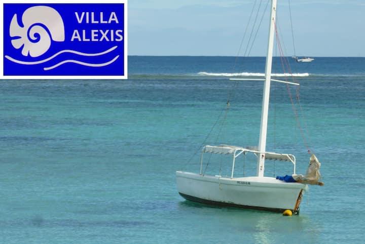 Villa Alexis -  beside the beach