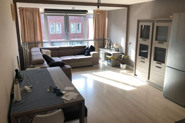 Brand new private appartment in city centre