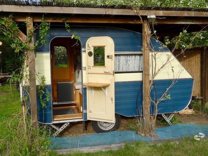 Murkelchen - gemütlicher kleiner Wohnwagen