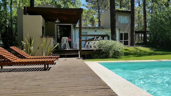 Bosque Zen, excelente casa en Cariló