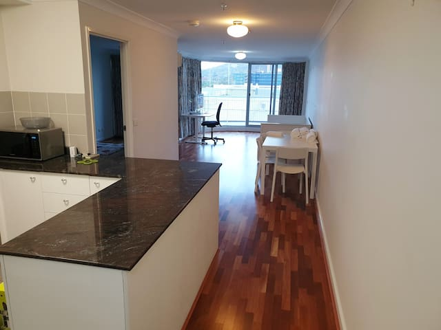 Entire Spacious Apartment in the HEART of Canberra