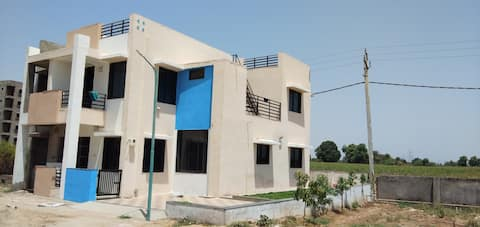 3 BHK Fully furnished Weekend Home Delvad