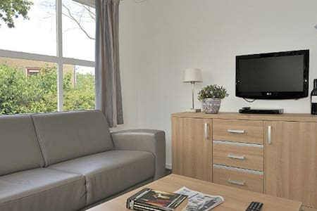 Bungalow op loopafstand strand - Ouddorp