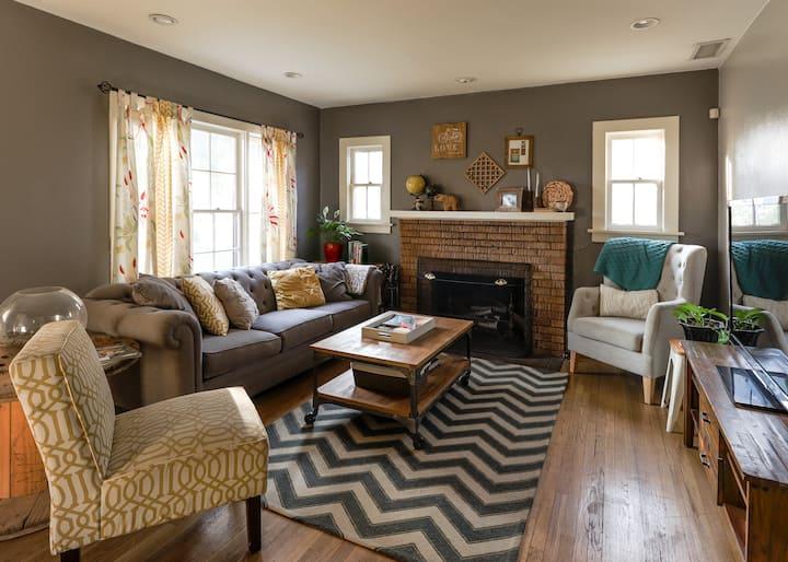 Cozy Home Near Historic Redlands