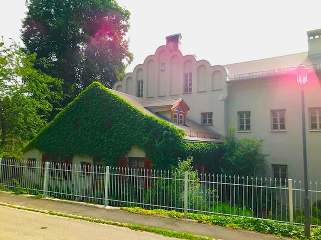 Alte Schule, Denkmalgeschützt