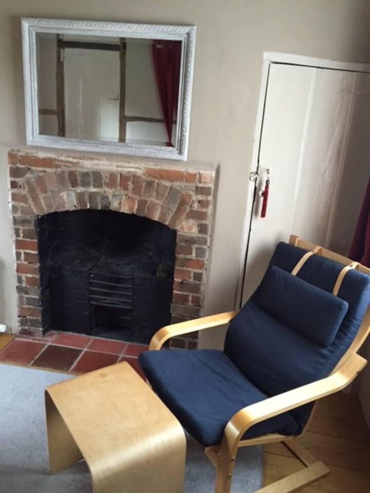 The Light Room in C17 Thameside House
