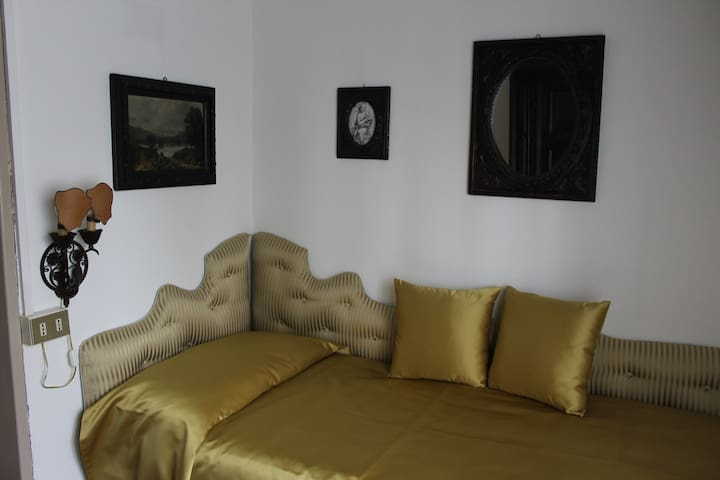 Junior Suite second room - Single bed