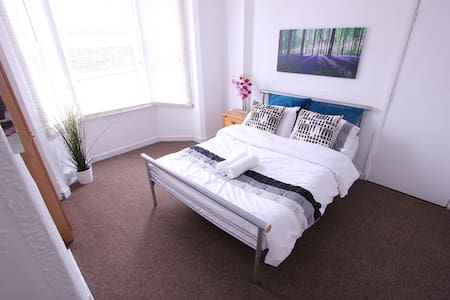 Budget Rooms: 10 Mins Walk to the City Centre - Nottingham