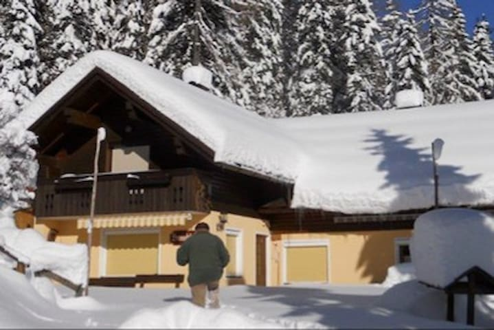 Almhütten Nessmann - Haus Sonnblick