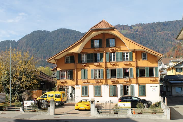 Jungfrau Appartment