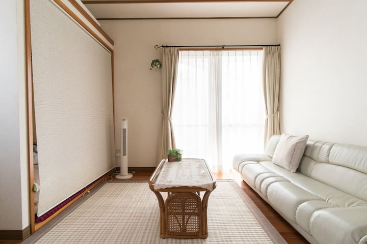 Perfect location for tourists!高速道路ICより5分! - Uruma-shi - House