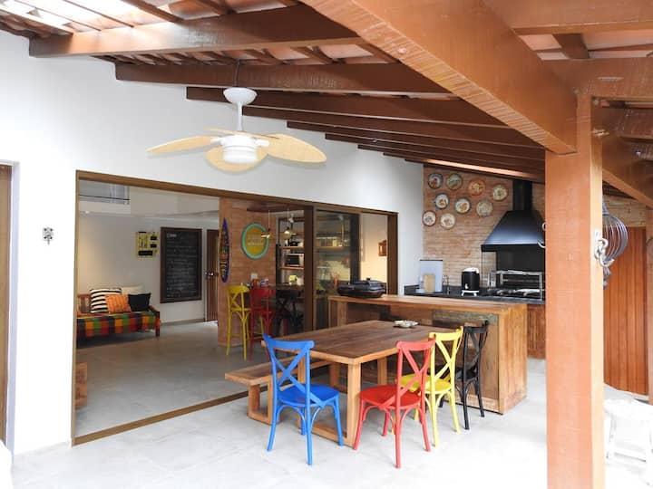 Bali House - Barra do Sahy