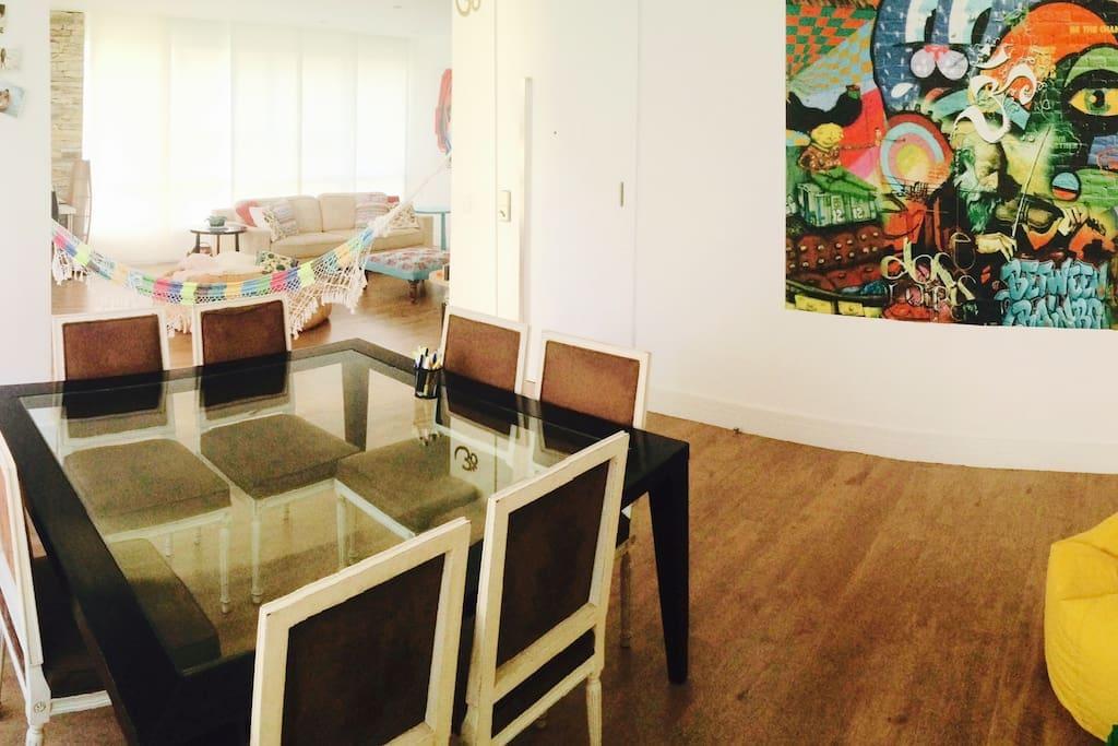 Sala de Jantar / Dining Room