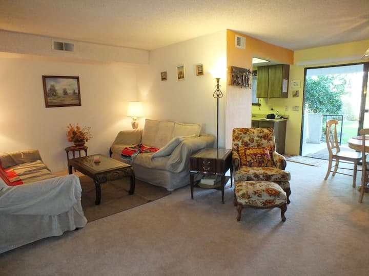2 Bedroom Palm Canyon Villas B-11