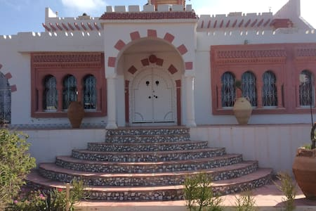 superbe propriété style arabo andalou - Zarzis - Casa de camp